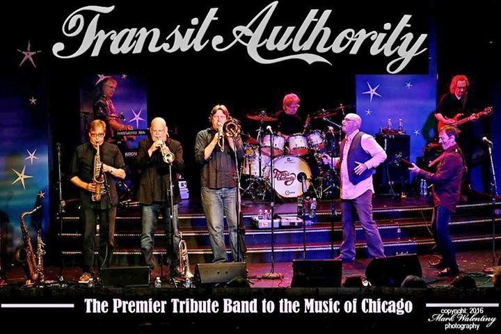 Transit Authority Band Tour Dates