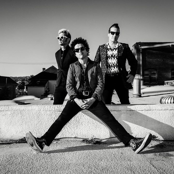 Green Day @ Budweiser Gardens - London, Canada