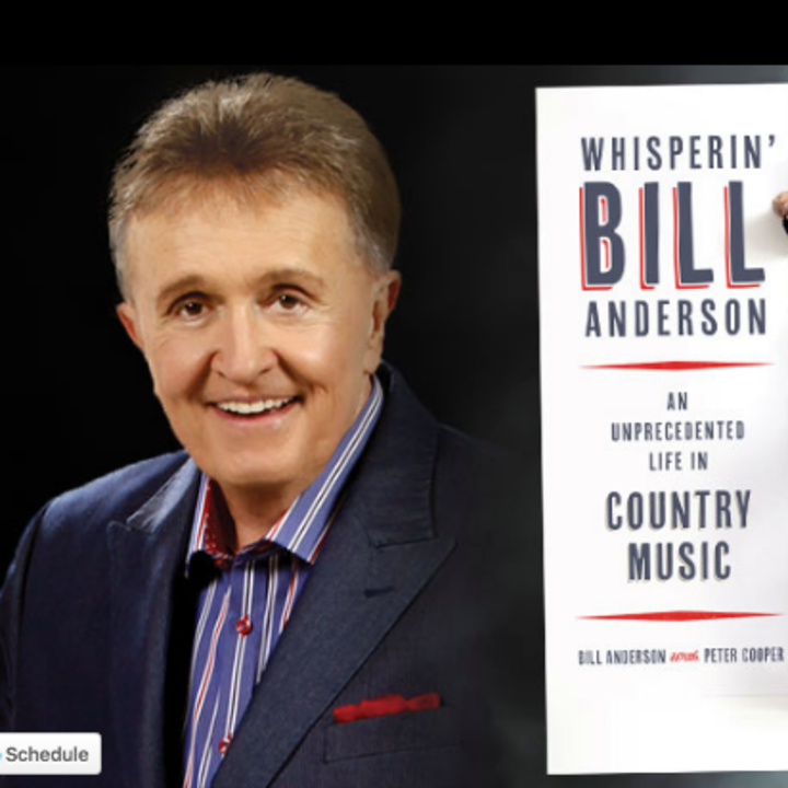 Bill Anderson @ Gallo Center for the Arts - Modesto, CA