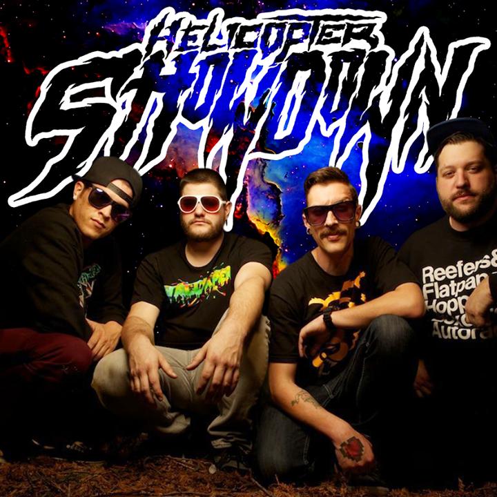 Helicopter Showdown Tour Dates