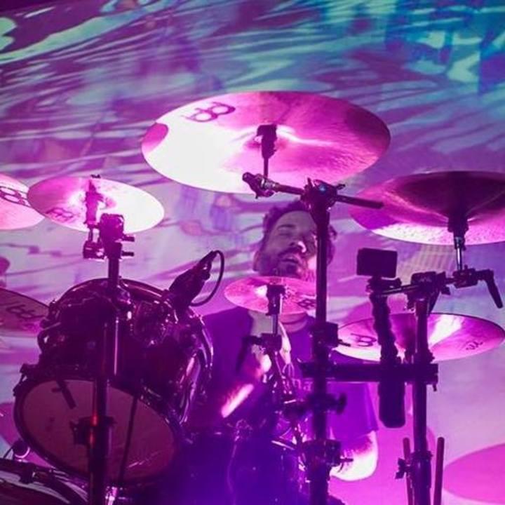 Danny Walker drummer Tour Dates