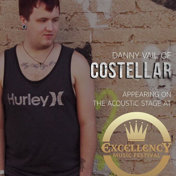 Costellar Tour Dates