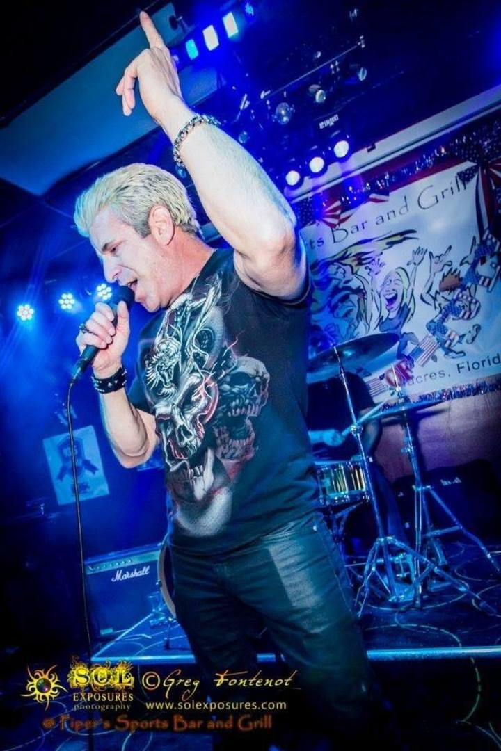 Rebel Hell Tribute to Billy Idol Tour Dates