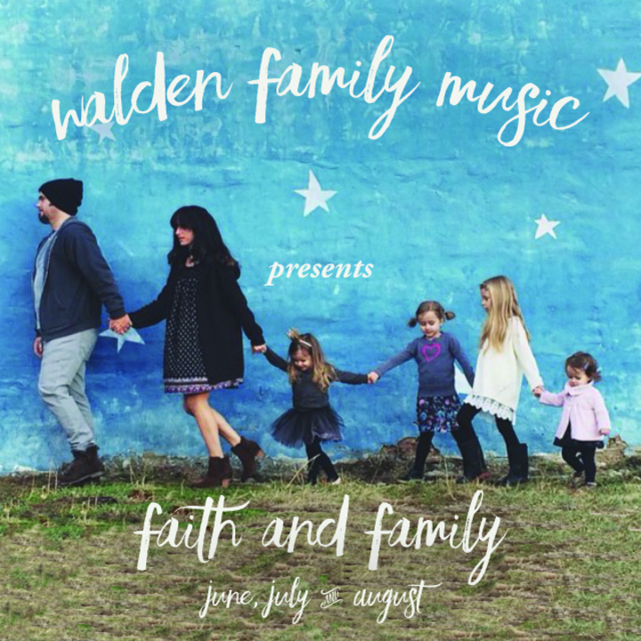 Walden Family Music Tour Dates