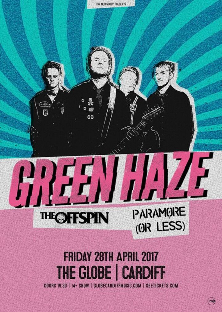 The Offspin, The Offspring Tribute Band @ The Globe - Cardiff, United Kingdom