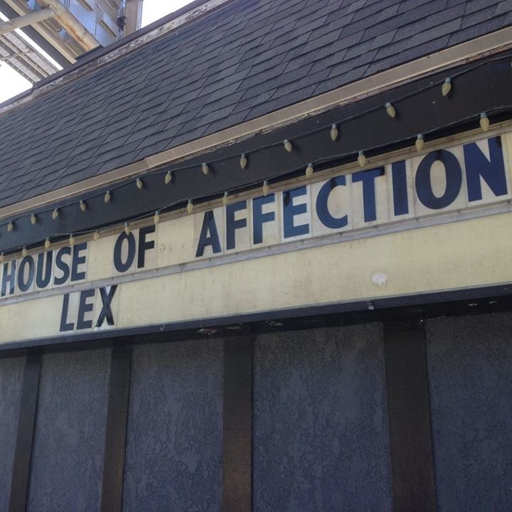 House of Affection Tour Dates