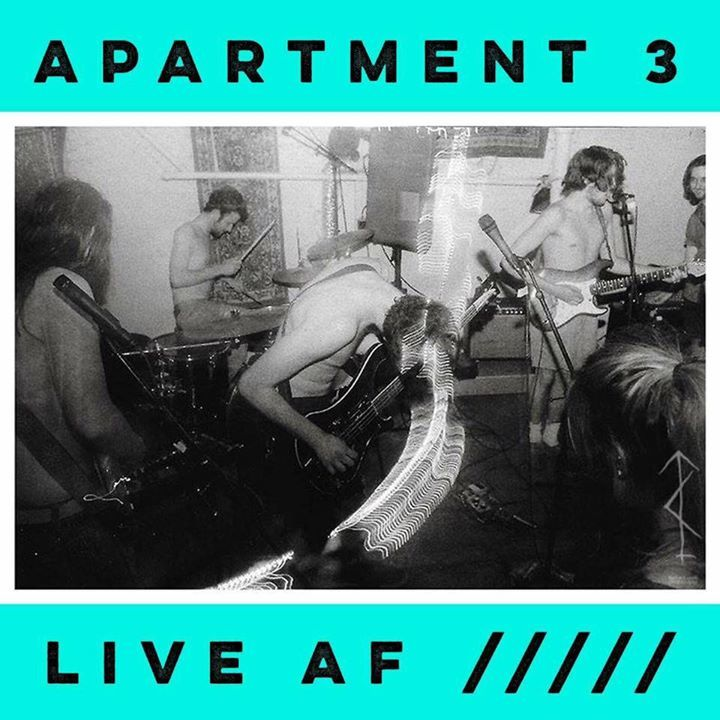 Apartment 3 Tour Dates