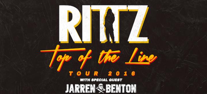Jarren Benton @ 120 Tavern & Music Hall - Marietta, GA