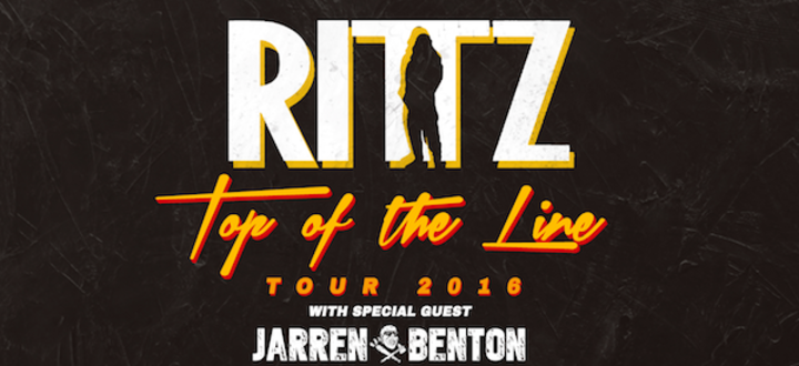 Jarren Benton @ The International - Knoxville, TN