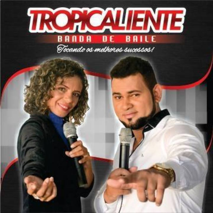 Banda Baile Tropicaliente @ Talismã Clube  - Salgueiro, Brazil