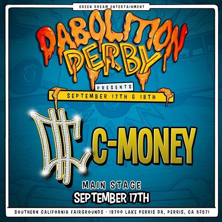 C-Money Tour Dates