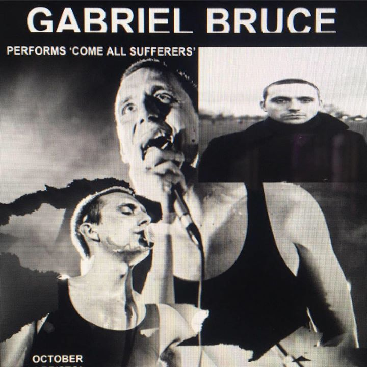 Gabriel Bruce Tour Dates