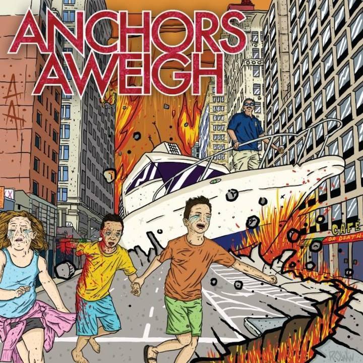 Anchors Aweigh Tour Dates