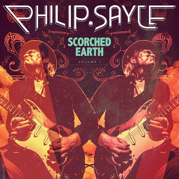 Philip Sayce Tour Dates