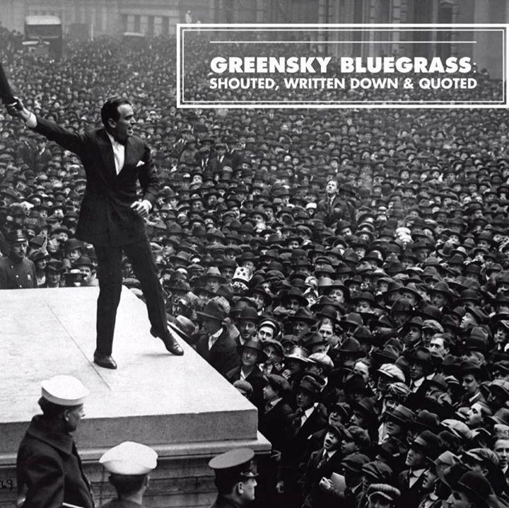 Greensky Bluegrass Tour Dates