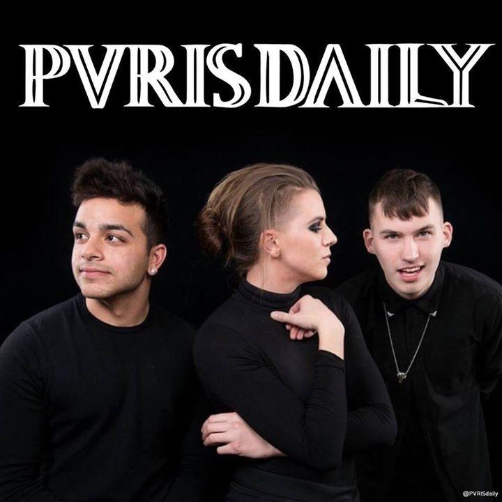 PVRIS Daily Tour Dates