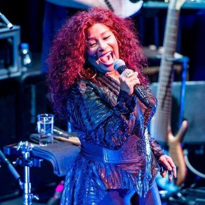 Chaka Khan @ Knight Concert Hall at the Adrienne Arsht Center - Miami, FL