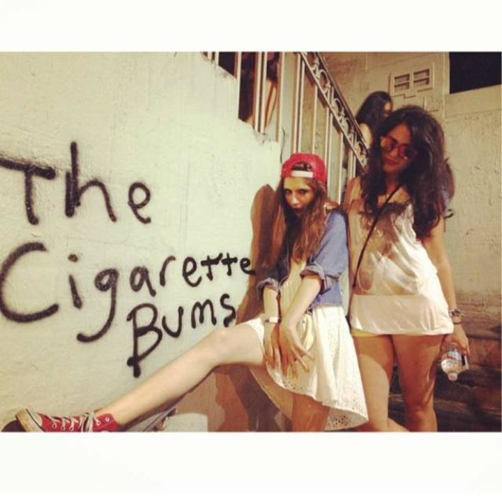 Cigarette Bums Tour Dates