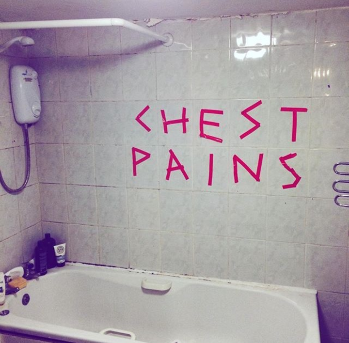 Chest Pains @ The Shacklewell Arms - London, United Kingdom