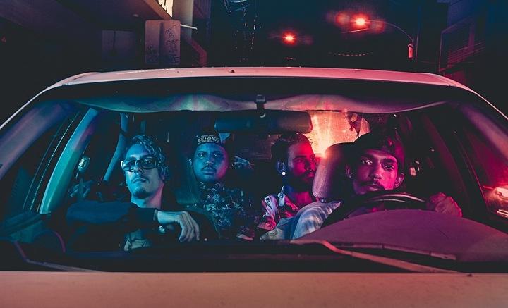 Late Night Drive Tour Dates