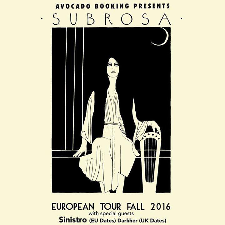 SINISTRO Tour Dates