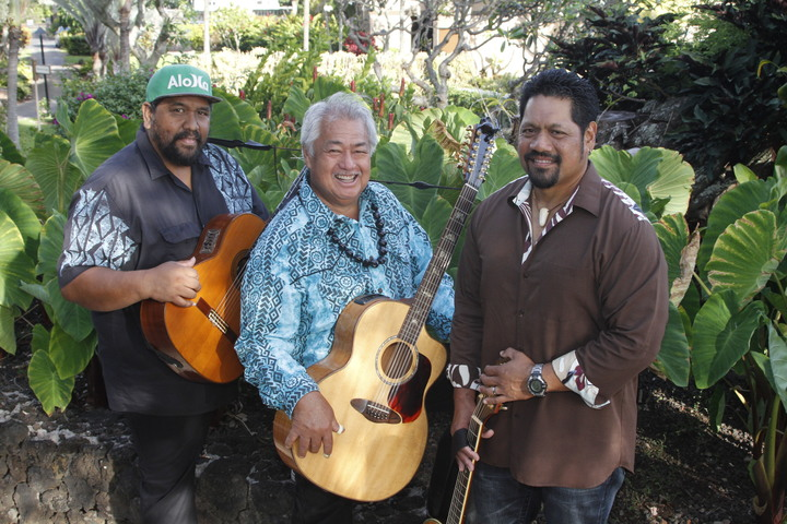 George Kahumoku Jr @ Segerstrom Center for the Arts - Orange, CA