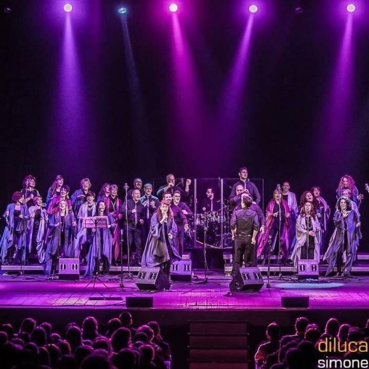 Harmony Gospel Singers Tour Dates