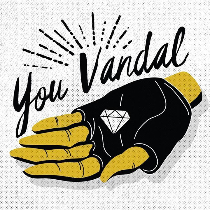 You Vandal @ The Backyard (w/ Wolf-Face, Dead Words) - Gainesville, FL