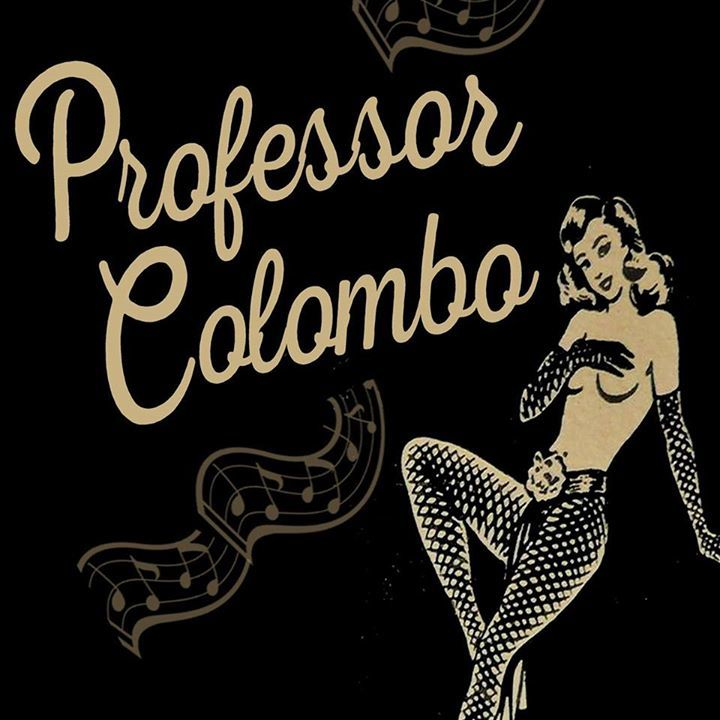 Professor Colombo Tour Dates