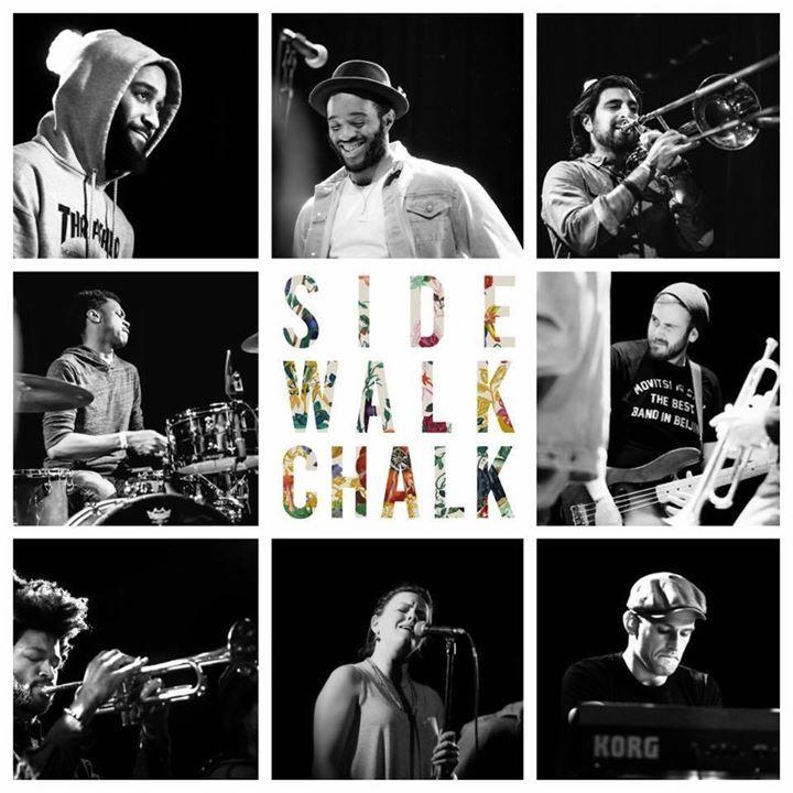 Sidewalk Chalk Tour Dates
