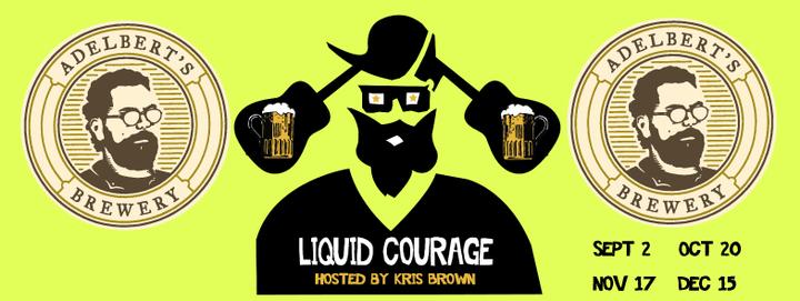 Kris Brown @ Adelbert's Brewery - Austin, TX