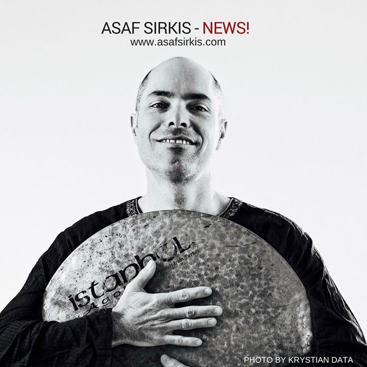 Asaf Sirkis Music Tour Dates