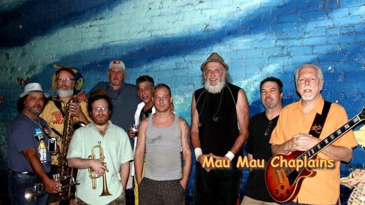 Tijuana TrainWreck Horns @ Flamingo Cantina With Mau Mau Chaplains - Austin, TX