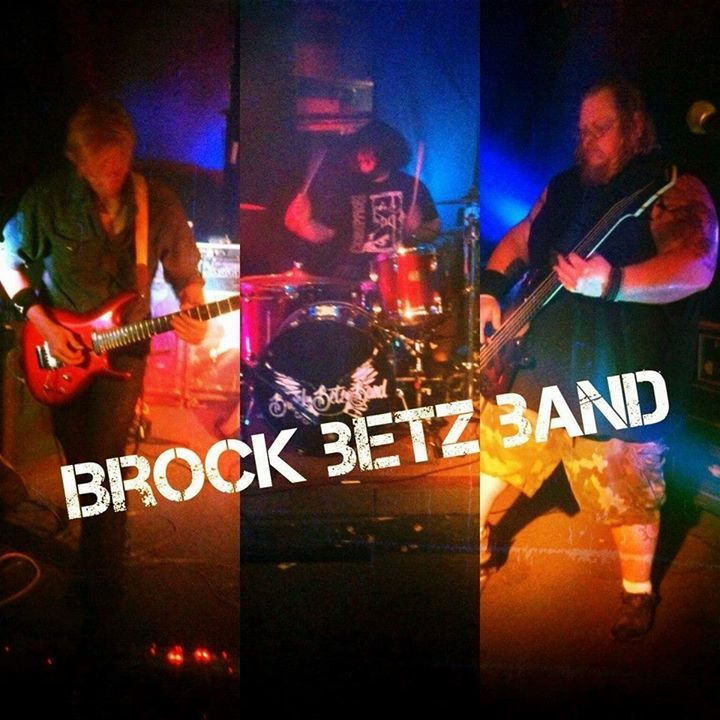 Brock Betz Band Tour Dates