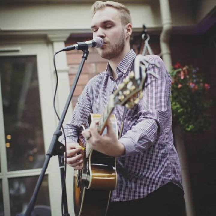 Ben Folger Music @ Ye Olde Bull Ring Tavern - Ludlow, United Kingdom