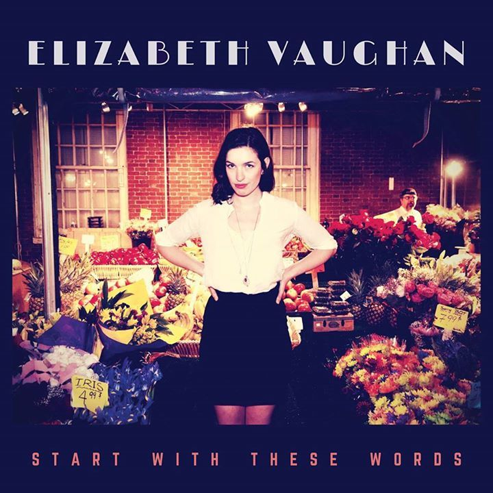 Elizabeth Vaughan Tour Dates