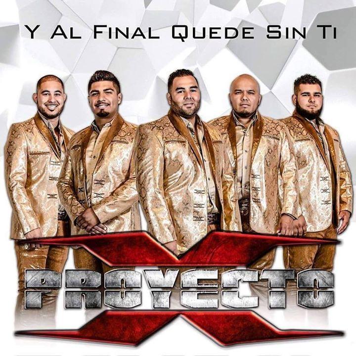 Proyecto X Tour Dates