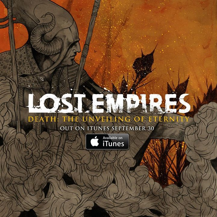 Lost Empires Tour Dates