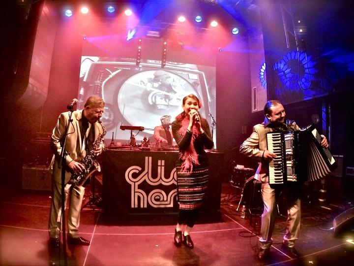 DJ ClicK @ Club de la Chesnaie (Click Here) - La Chesnaie, France
