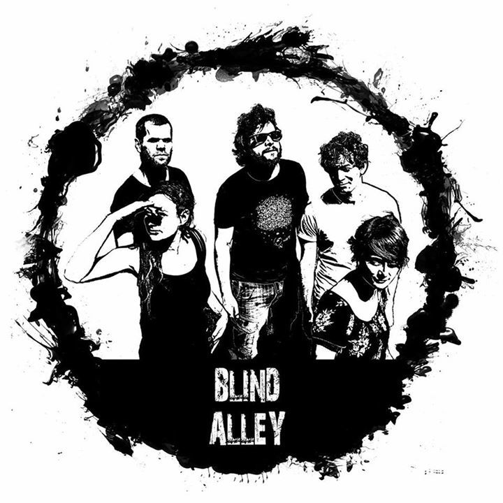Blind Alley Tour Dates