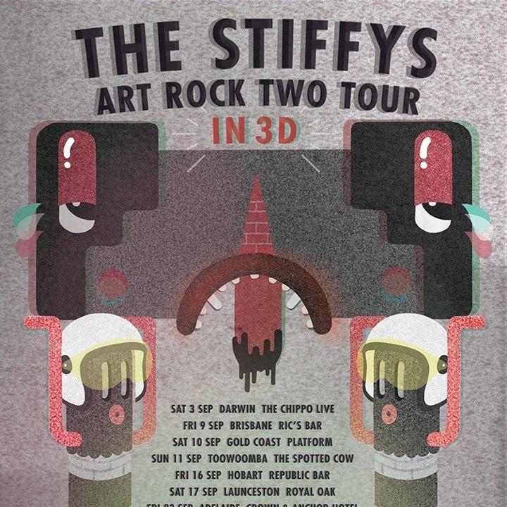 The Stiffys Tour Dates