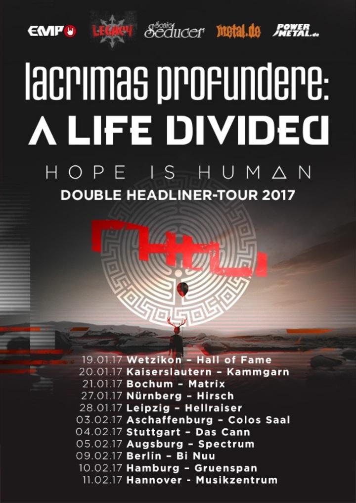 Lacrimas profundere @ Musikzentrum - Hannover, Germany