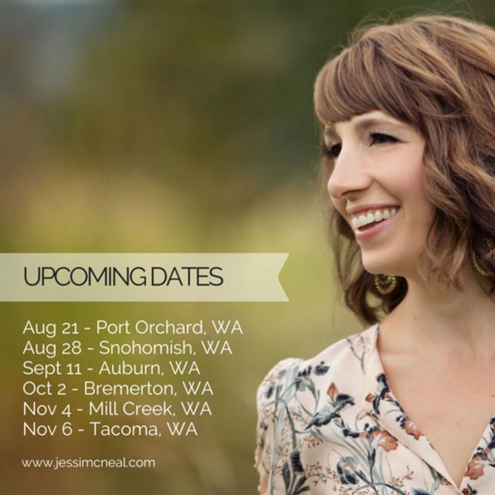 Jessi McNeal Tour Dates