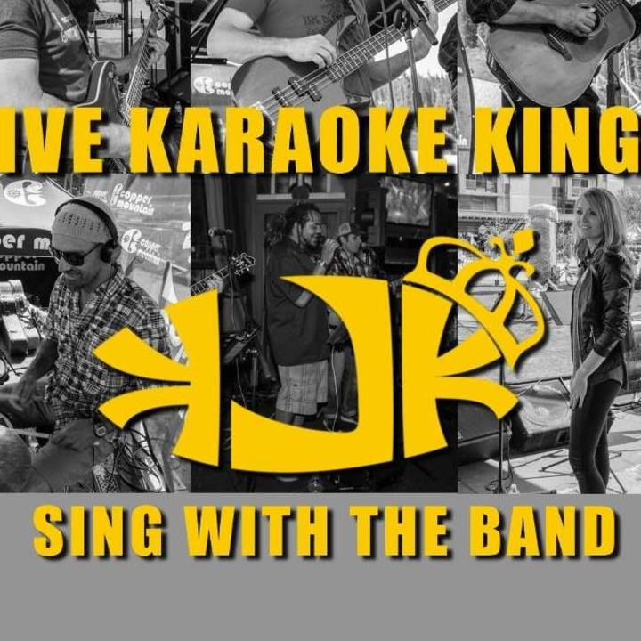 Live Karaoke Kings Tour Dates