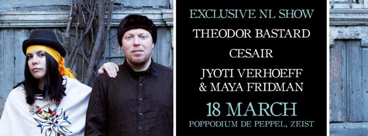 Cesair @ Poppodium de Peppel - Zeist, Netherlands