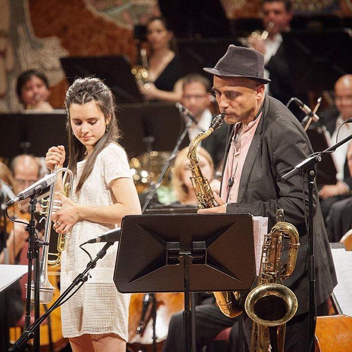 Andrea Motis  Joan Chamorro  jazztojazz Tour Dates