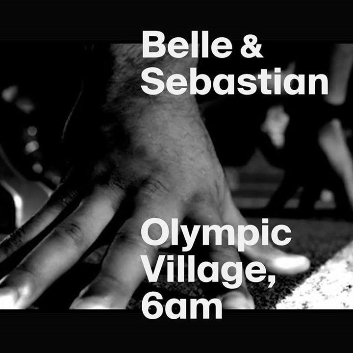 Belle and Sebastian Tour Dates