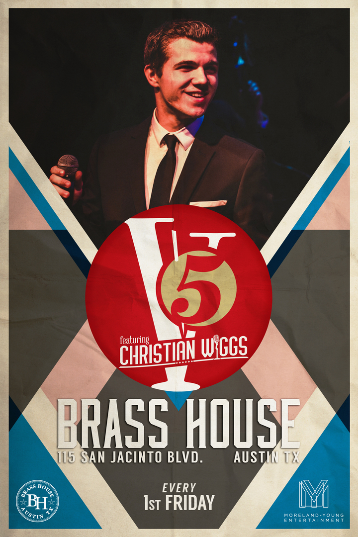 Christian Wiggs @ Brass House - Austin, TX