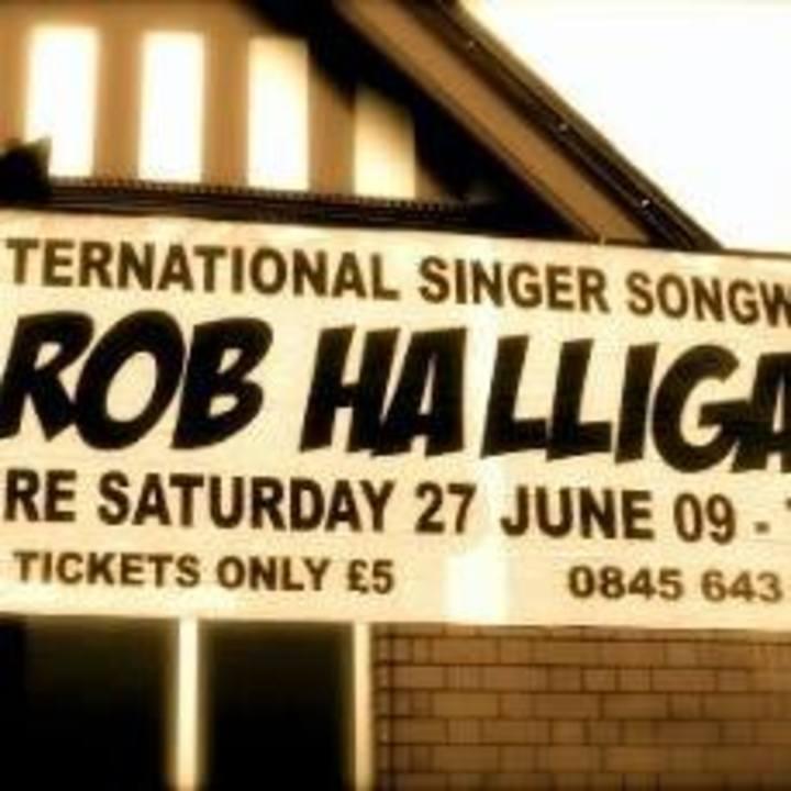 Rob Halligan Tour Dates