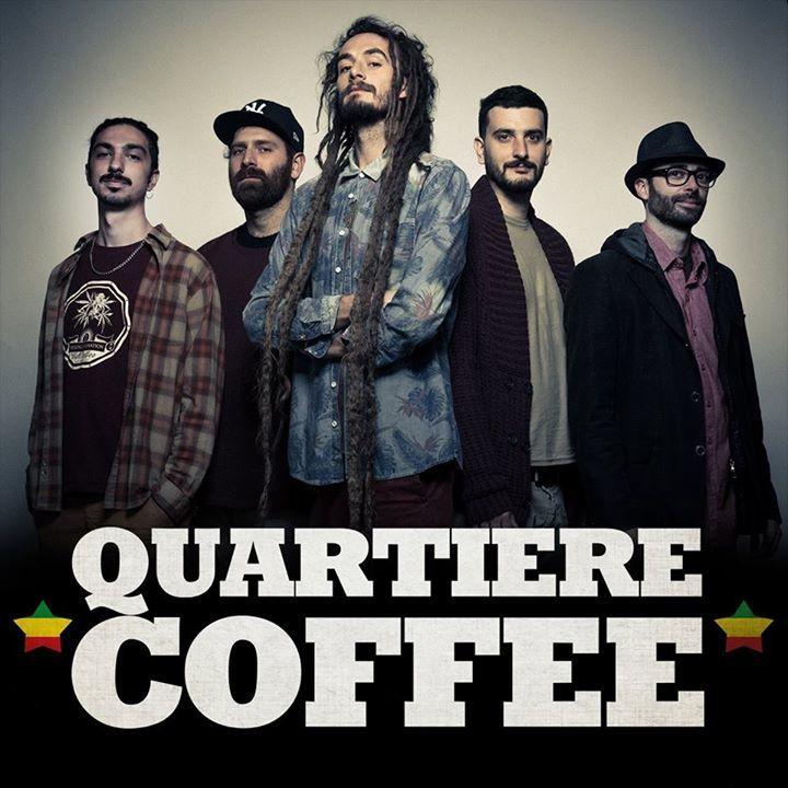 QUARTIERE COFFEE Tour Dates